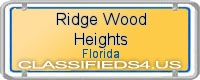 Ridge Wood Heights board
